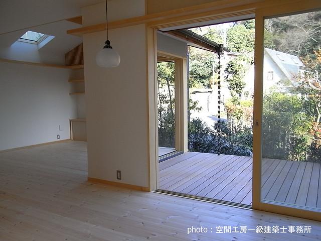 鎌倉・佐助 K邸